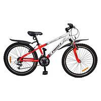 """Велосипед Profi Sport 24""""  XM242"""