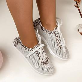 Туфли женские  №230-белый (36-41)