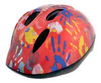 Шлем детский BELLELLI HAND оранжевый, размер S