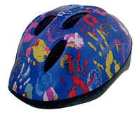 Шлем детский BELLELLI HAND синий, размер M