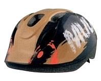 Шлем детский BELLELLI MUD коричневый, размер M
