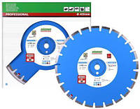 Отрезной сегментный диск (бетон) 1A1RSS/C1-W 404x3,5/2,5x25,4-11,5-24-ARP 40x3,5x10+2 R190 Classic H12