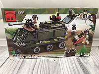 Конструктор военная техника 814