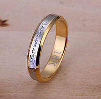 Обручальное кольцо р 17,19 код 404