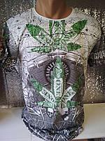 Мужская футболка двухсторонняя money Турция опт р. S, M, L, XL