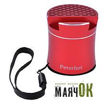 Портативная Bluetooth-колонка Peterhot PTH-307, радио, speakerphone, Shaking, фото 2