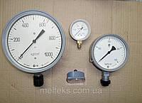 Манометры высокого давления 100, 160, 250, 400, 600, 1000, 1600, 6000 атм (цены в тексте описания)