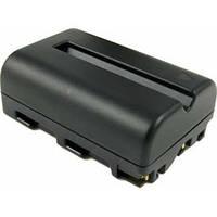 Аккумулятор для фотоаппарата Sony NP-FM500H, 1800 mAh.