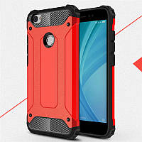 Чехол Guard для Xiaomi Redmi Note 5A Pro / 5A Prime Бампер бронированный Immortal Red