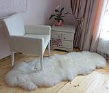 Коврик из двух овечьих шкур, фото 3