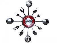 Часы настенные Ложки - Вилки - Половники