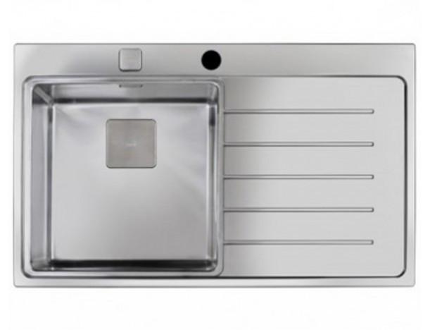 Мийка кухонна TEKA ZENIT R15 1B 1D RHD 86 полірована