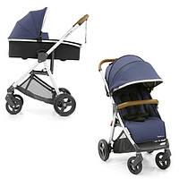 Универсальная коляска 2 в 1 BabyStyle Oyster Zero / Oxford Blue, фото 1