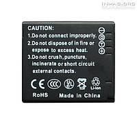 Аккумулятор для фотоаппарата Panasonic DMW-BCF10E, 1000 mAh.