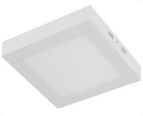 Светодиодный накладной светильник Elmar LSPS 18Вт 4200K IP20 225х225mm 90хSMD2835 (LSPS.18.4200.WH)