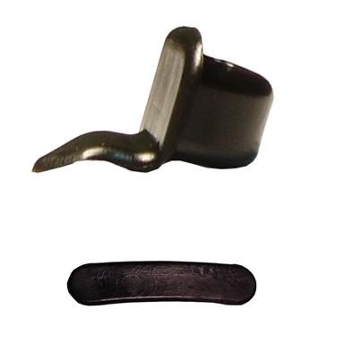 Пластиковая защита на монтажную головку