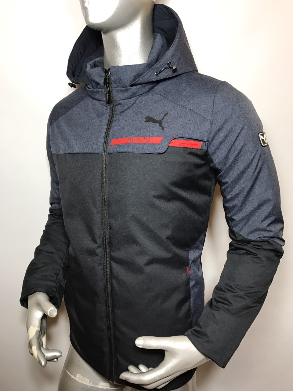 Мужская демисезонная куртка  Puma