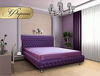 Кровать Фараон-3 (подъём. механизм,метал.рама, бельевой  ящик) (с доставкой)