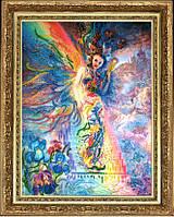 """Набор для вышивания бисером """"Ирис хранительница радуги"""" (по карт. Дж. Уолл) №461"""
