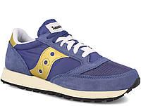 Мужские кроссовки Saucony Jazz Original Vintage S70368-22 44 Синие  (27648-70) 2a6ce7e5f2f68