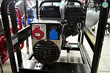 Бензиновый генератор AGT 9003 BSBE SE (8 кВт, 3ф, эл. старт)