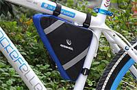 Велосипедная треугольная сумка Roswheel велосумка на раму