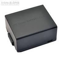 Аккумулятор для фотоаппарата Panasonic DMW-BLB13, 1300 mAh.