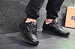 Мужские кроссовки Reebok Classic (черные), фото 3