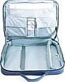 """Портфель для ноутбука 15,6""""-16"""" Continent CC-02 Navy синий, фото 7"""