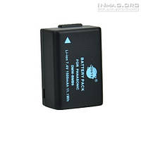 Аккумулятор для фотоаппарата Panasonic DMW-BMB9, 1000 mAh.