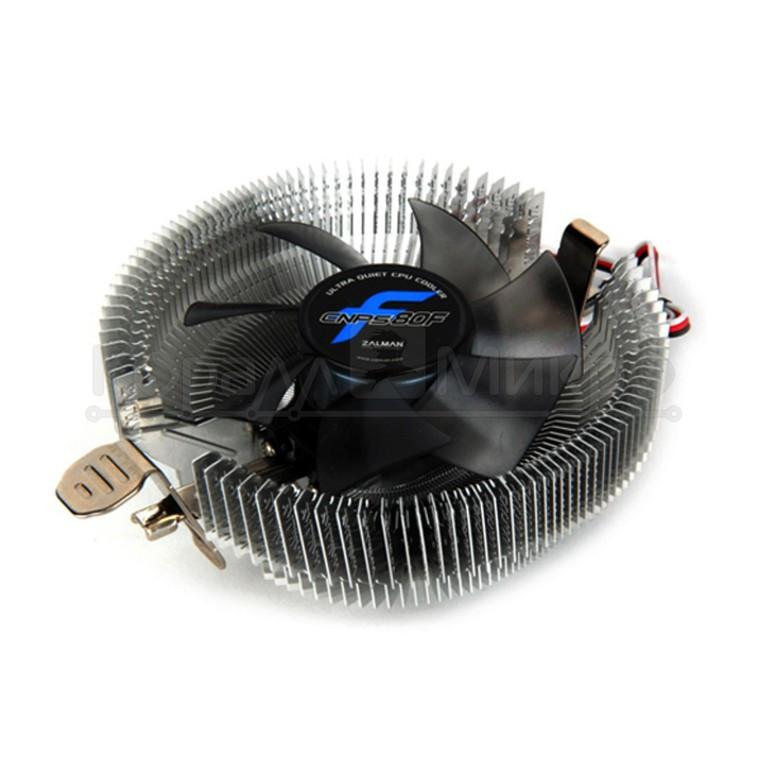 Кулер ZALMAN CNPS80F д/проц 1150/1156/1366/775/FM2/940/939 low profile 82W