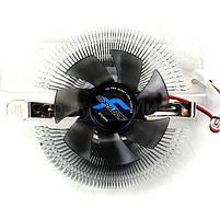 Кулер ZALMAN CNPS80F д/проц 1150/1156/1366/775/FM2/940/939 low profile 82W, фото 3