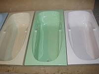 Ванна акриловая КМТ Релакс 180 X 80 с ножками цветная с перламутровым ефектом
