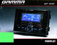 Маршрутный бортовой компьютер GAMMA GF 612 для нов. ВАЗ 2110 c синей подсветкой
