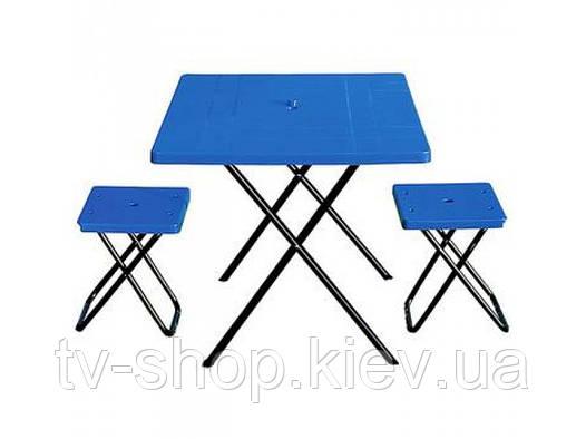 Набор для пикника стол+2 стула