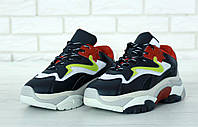 Кроссовки женские Ash Addict Sneakers 31118 разноцветные