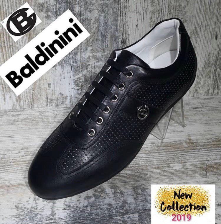 c6b3665e4 Кроссовки мужские Baldinini D5899 черные - купить по лучшей цене, от ...