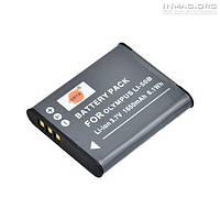 Аккумулятор для фотоаппарата Pentax D-LI92, 1650 mAh.
