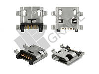 Разъем зарядки Samsung i8262/i9192, 7 pin, micro-USB тип-B