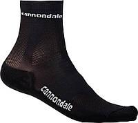 Велоноски Cannondale Mid Socks, размер M black
