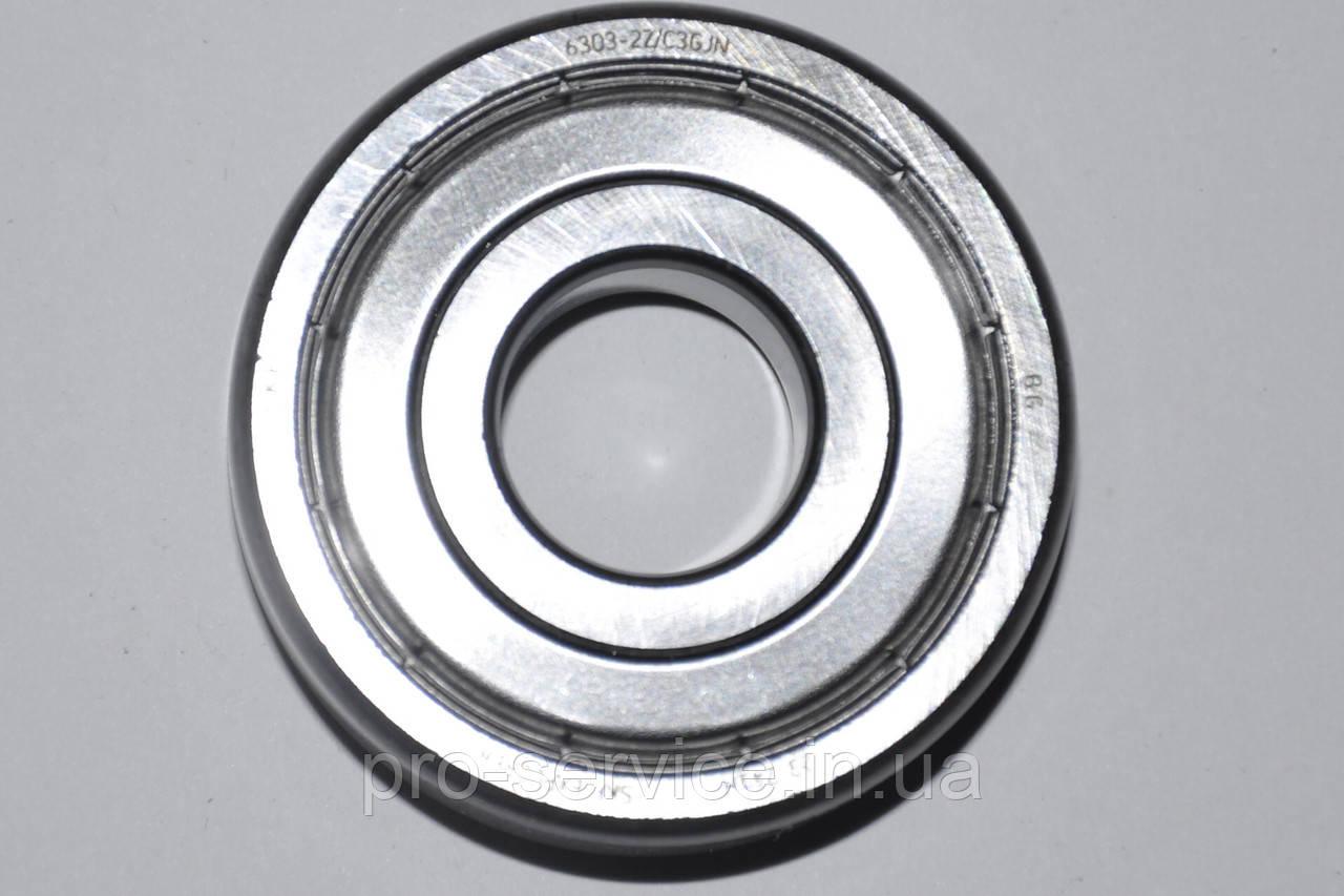 Подшипник SKF 6303-2Z/C3 для стиральных машин Whirlpool, Bauknecht