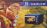 Электрическая мини- печь (мини-духовка) HARLEM 42л Турция оригинал!, фото 4
