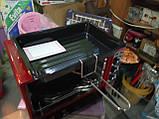 Электрическая мини- печь (мини-духовка) HARLEM 42л Турция оригинал!, фото 7