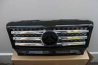 Решетка радиатора Black для Mercedes-Benz G-Klasse (W463) 90-