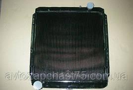 Радиатор Камаз 54115 с повышенной теплоотдачей 4х рядный (Корпорация Композит групп, Россия)