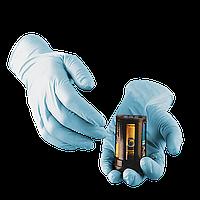 Перчатки медицинские нитриловые Лаборант неопудренные