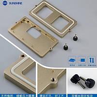 Форма тиски для склейки рамки со стеклом на Iphone X SS-037