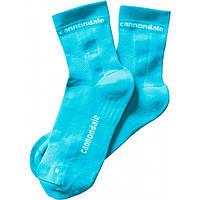 Велоноски Cannondale Mid Socks, размер S CYN