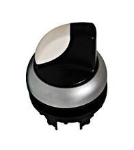 Головка переключателя трехпозиционного с фиксацией белый IP67 Schrack