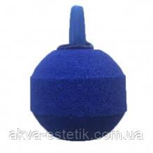 Розпилювач повітря AquaKing 50x50 blue, круглий